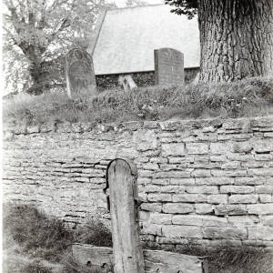 Fownhope stocks and whipping post