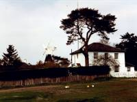 The windmill and the Ranger's House, Wimbledon Common