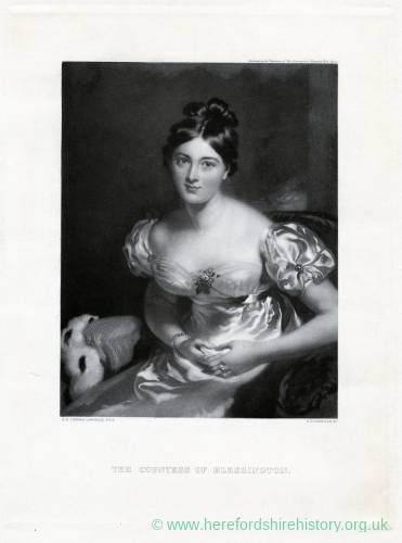 Countess of Blessington