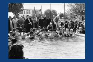 Alfred Mizen Primary School, Pollards Hill: Swimming Pool
