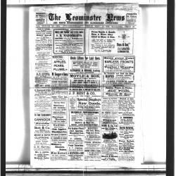 Leominster News - September 1918
