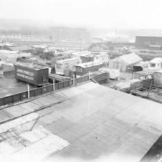 Accommodation site of Amusement Park, South Shields