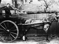 Catt's Shop, London Road, Mitcham: Delivery vehicle