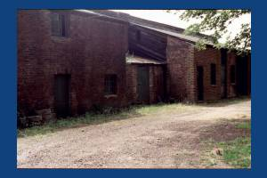 Morden Hall Park, Morden: Outbuildings