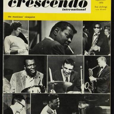 Crescendo 1970 September