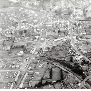 Li13832 Ledbury Aerial View 1966-7.jpg