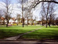 Lower Green West, Mitcham.