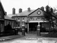 Wimbledon Hospital, Thurstan Road