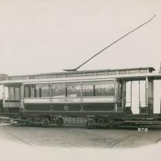 Manchester Corporation Tram Car
