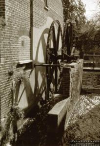 Morden Hall Park, Water Mill