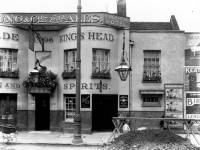King's Head, Merton High Street