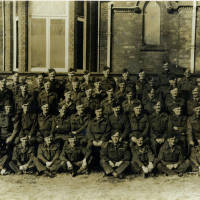 72nd County of Lancaster (Crosby) Battalion Crosby Home Guard.