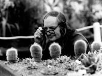 H.R. Jeffs, pictured at Chelsea Flower Show