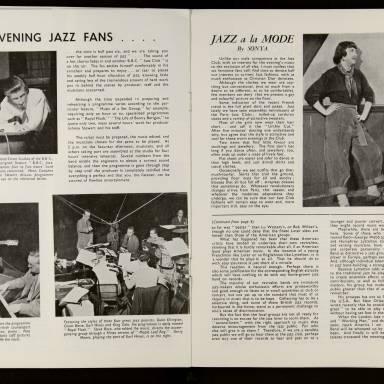 Jazz Illustrated Vol.1 No.1 November 1949 0008