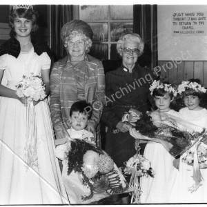 Burncross Methodist Church Chapeltown Sunday School Queen 1986 a