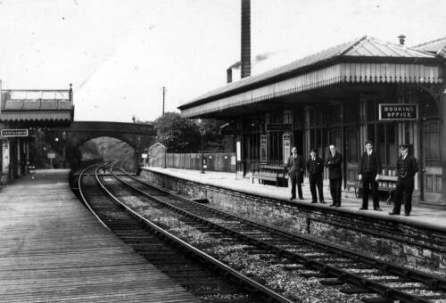 054 Denby Dale station