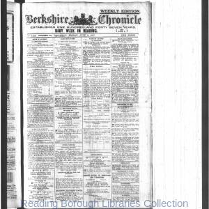 Berkshire Chronicle Reading 07-1917