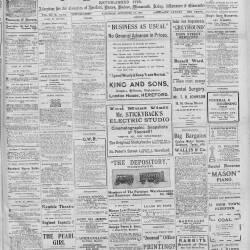 Hereford Journal - 19th September 1914