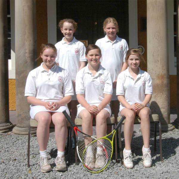 Girls Tennis 2009 U13A