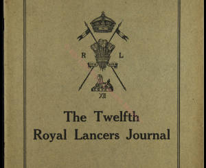 12th Lancers, 1912 March