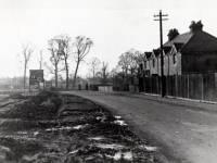 Lower Morden Lane: Bishops Cottages