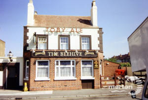 The Beehive, Commonside East , Mitcham
