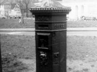 Wimbledon Pillar Box