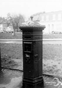 Wimbledon Pillar Box
