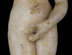 Marble statue of Venus, Roman period, 1st - 2nd century AD