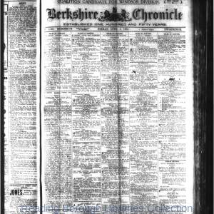 Berkshire Chronicle Reading 04-1920
