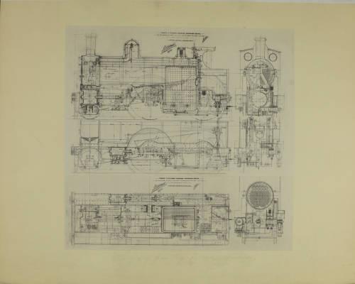 Webb's passenger engine