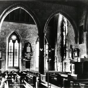 Church in Ross-on-Wye, interior