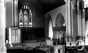St. Mary's Parish Church, Wimbledon: Interior
