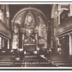 Interior, St Hilda's Parish Church, South Shields