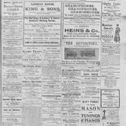 Hereford Journal - November 1916