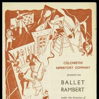 Repertory Theatre, Colchester, March 1947