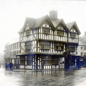 Li14294 Herefordshire  Hereford Old House 1932.jpg