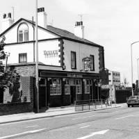 The Elm House pub, 1987