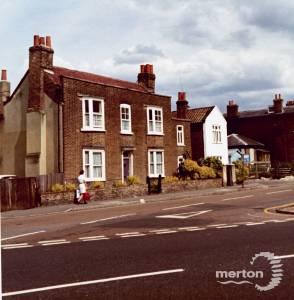 Fair Green, Mitcham: Prospect House