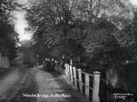 Wandle Bridge, Sutton Road, Mitcham