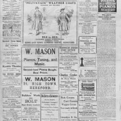 Hereford Journal - 28th December 1918