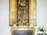 First World War Memorial, Mitcham Parish Church