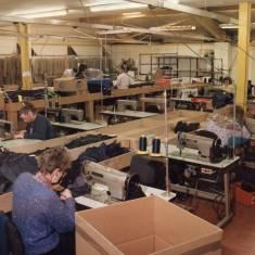Custom Bags International, Middlefield Industrial Estate
