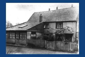 Vine Cottage, Kingston Road, Merton Park