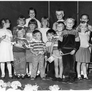 St John's Church Sunday School 1986