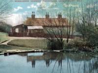 The Farm, near Caesar's Well, Wimbledon Common: