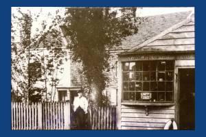 Church Path:  Saddler's Shop