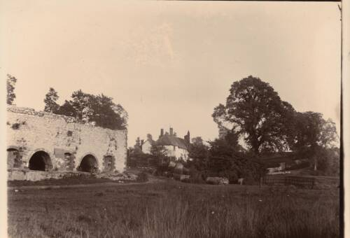 Lime kilns at Countess Wear, c1900, Exeter