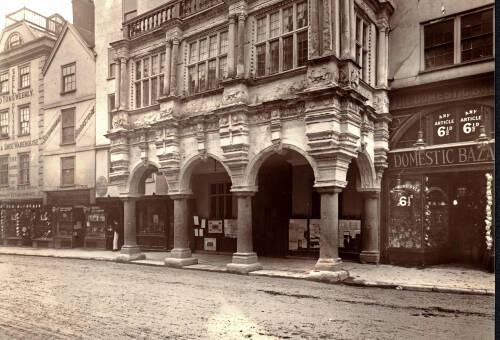 Exeter Guildhall, c1900, Exeter
