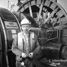 Easington Colliery, South Pit Drum Winder